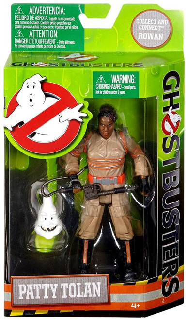 Ghostbusters 2016 Movie Patty Tolan Action Figure