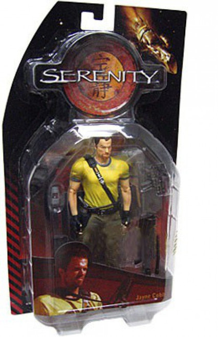 Firefly Serenity Jayne Cobb Action Figure