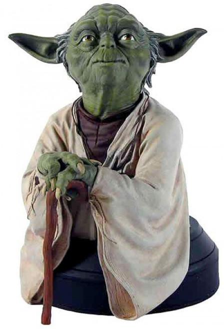 Star Wars Mini Busts Yoda 4.5-Inch Mini Bust