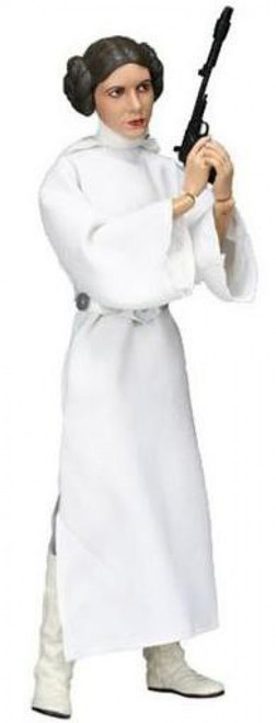 Star Wars A New Hope Heroes of the Rebellion Sixth Scale Princess Leia Deluxe Action Figure
