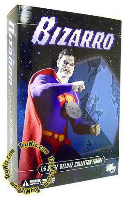 DC Superman 1:6 Scale Bizarro Collectible Figure