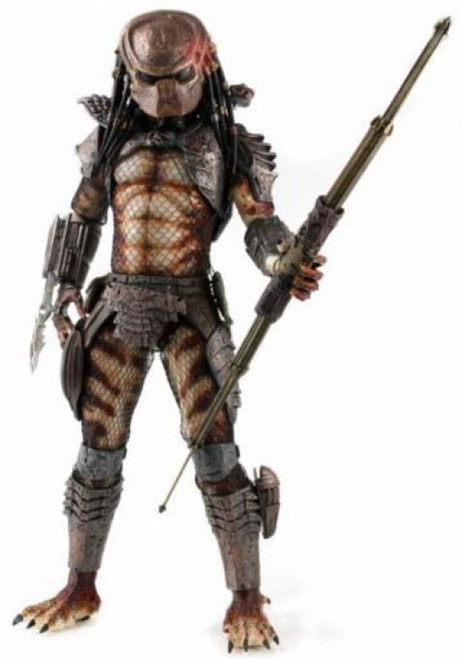 NECA Quarter Scale City Hunter Predator Action Figure [with LED Lights]