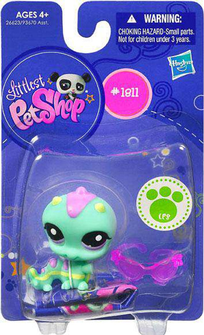Littlest Pet Shop Inchworm #1911