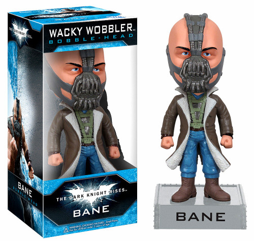 Funko Batman The Dark Knight Rises Wacky Wobbler Bane Bobble Head