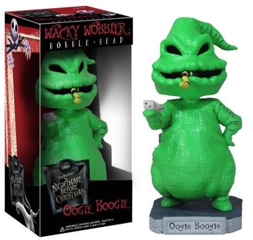 Funko Nightmare Before Christmas Wacky Wobbler Oogie Boogie Bobble Head