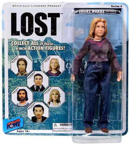 Lost Series 4 Juliet Burke Action Figure