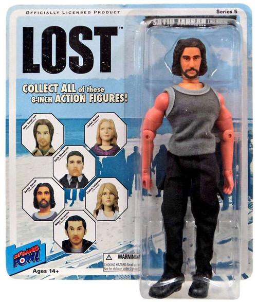 Lost Series 5 Sayid Jarrah Action Figure