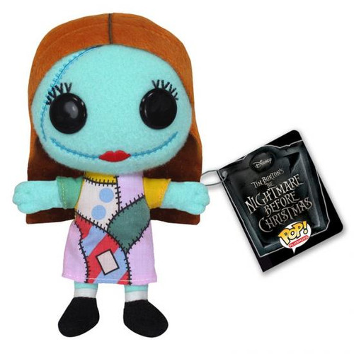 Funko Nightmare Before Christmas Sally 5-Inch Plushie