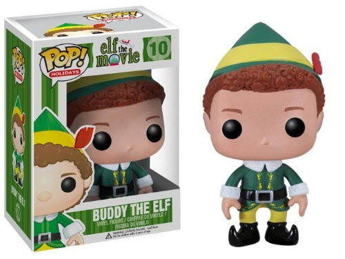 Funko Elf the Movie POP! Holidays Buddy the Elf Vinyl Figure #10