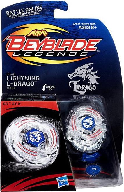 Beyblade Legends Lightning L-Drago Starter Set BB-43