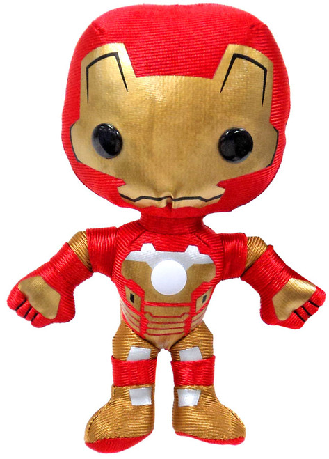 Funko Marvel Avengers Age of Ultron Iron Man 5-Inch Plushie [Mark 43]