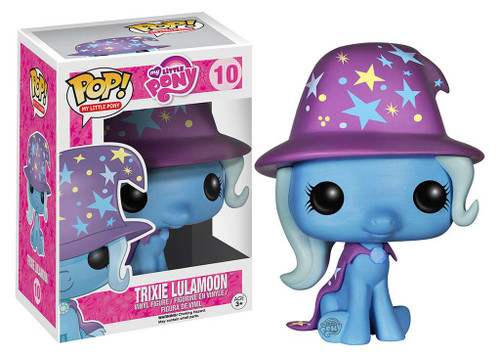 Funko POP! My Little Pony Trixie Lulamoon Vinyl Figure #10 [Damaged Package]