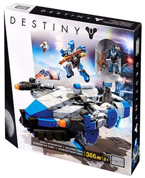 Mega Bloks Destiny Cabal Interceptor Set #31774