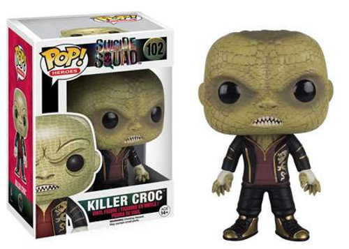 Funko Suicide Squad POP! Movies Killer Croc Vinyl Figure #102