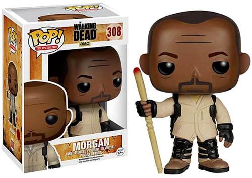 Funko The Walking Dead POP! TV Morgan Vinyl Figure #308 [Damaged Package]