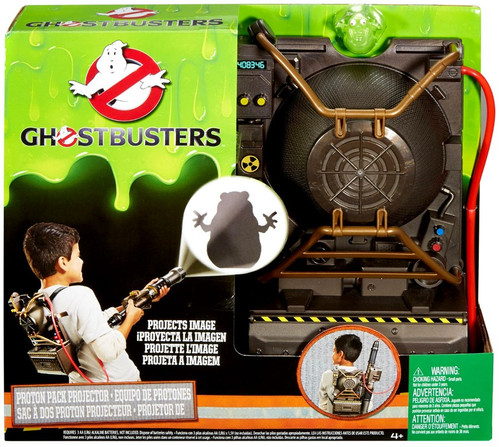 Ghostbusters 2016 Movie Proton Pack Projector