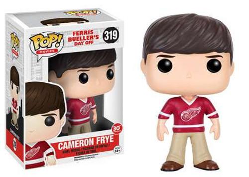 Funko Ferris Bueller's Day Off POP! Movies Cameron Frye Vinyl Figure #319
