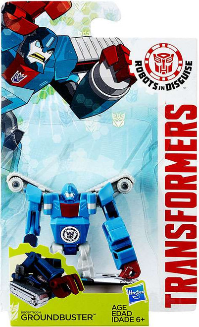 Transformers Robots in Disguise Groundbuster Legion Action Figure