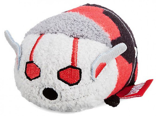Disney Marvel Universe Tsum Tsum Ant-Man 3.5-Inch Mini Plush