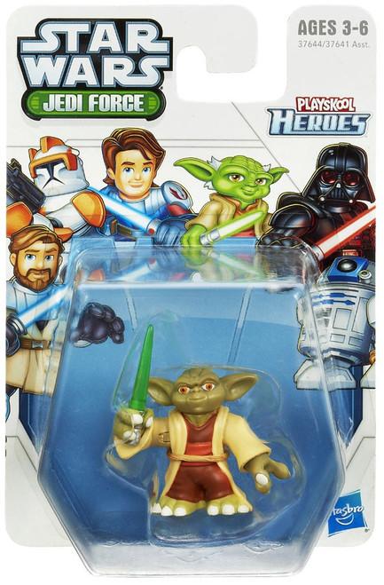 Star Wars Jedi Force Yoda Mini Figure