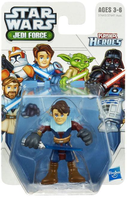 Star Wars Jedi Force Anakin Skywalker Mini Figure