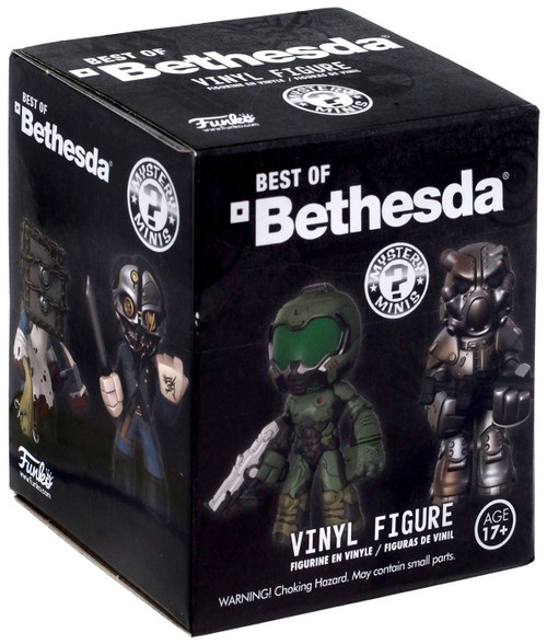 Funko Mystery Minis Best of Bethesda Mystery Pack