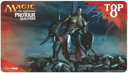 Ultra Pro MtG Card Supplies Bloodsoaked Champion Playmat [PTQ Fate Reforged Top 8]