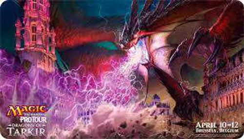 Ultra Pro MtG Card Supplies Pro Tour Dragons of Tarkir Brussels 2015 Playmat