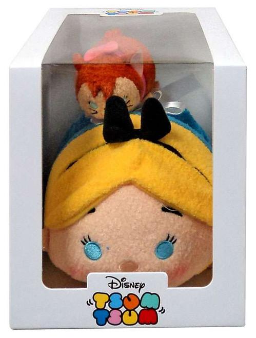 Disney Tsum Tsum Alice & Dinah Exclusive Plush Set [Subscription Box]