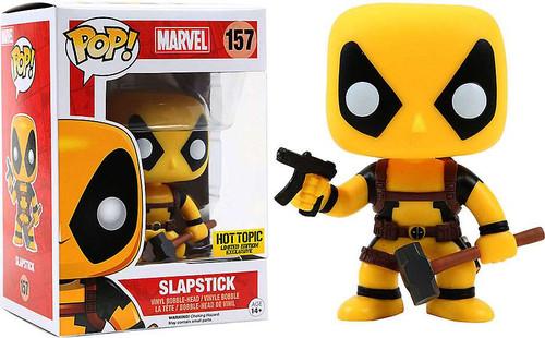 Funko POP! Marvel Slapstick Vinyl Bobble Head #157