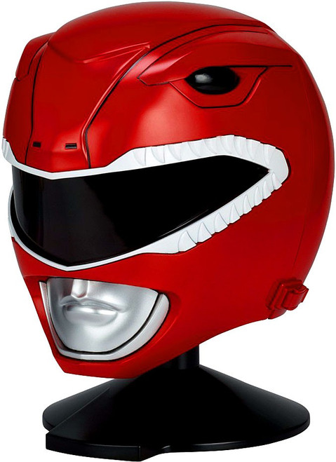 Power Rangers Mighty Morphin Legacy Red Ranger Helmet [Full Scale]