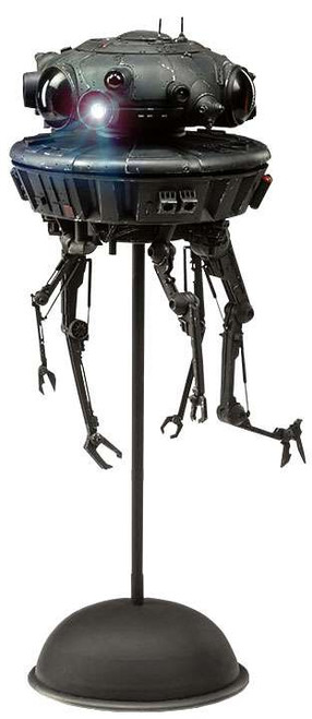 Star Wars Empire Strikes Back Imperial Prove Droid Deluxe Action Figure