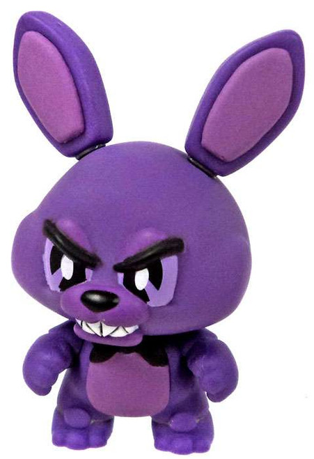 Funko Five Nights at Freddy's Mystery Minis Bonnie Exclusive 1/12 Mystery Minifigure [No Guitar Loose]
