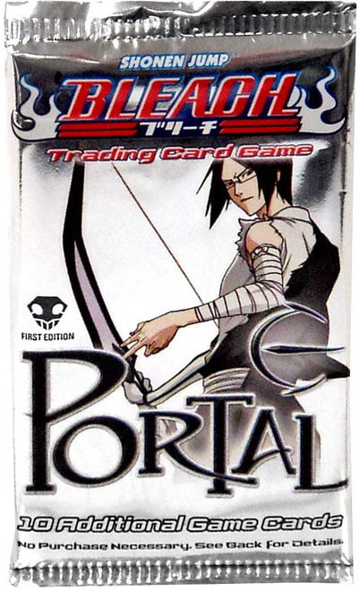 Bleach Trading Card Game Series 6 Portal Booster Pack [10 Cards]