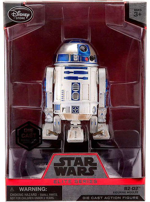 Disney Star Wars The Force Awakens Elite R2-D2 4-Inch Diecast Figure