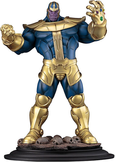 Marvel Thanos Fine Art Statue