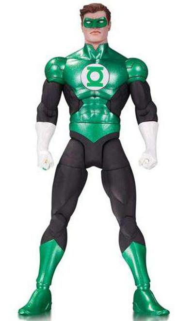 DC Designer Greg Capullo Series 5 Green Lantern Action Figure