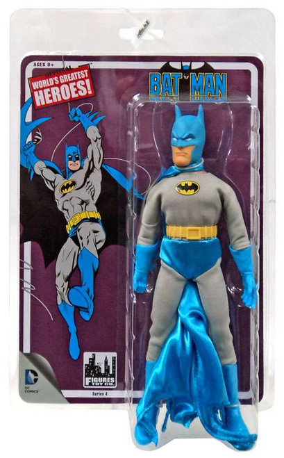 1966 TV Series Classic TV Series 4 Batman Retro Action Figure