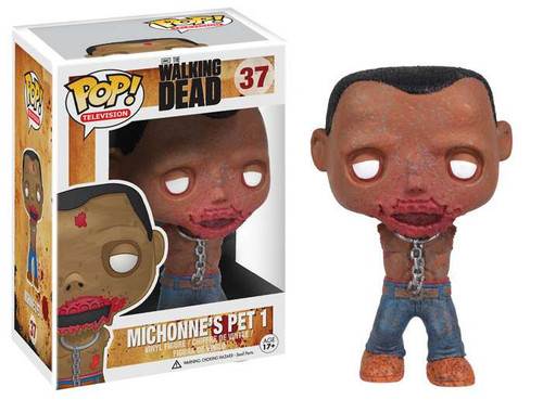 Funko The Walking Dead POP! TV Michonne's Pet 1 Vinyl Figure #37 [Damaged Package]