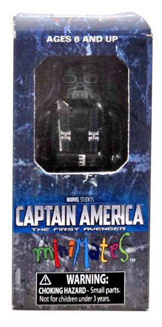 Captain America The First Avenger Minimates Hydra Pilot Minifigure