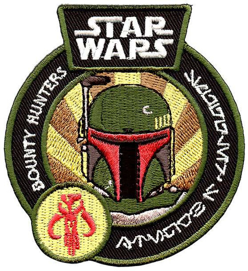 Funko Star Wars The Force Awakens Boba Fett Exclusive Patch