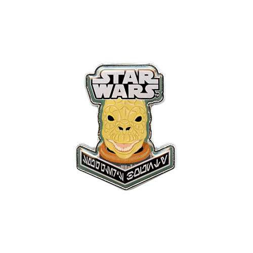 Funko Star Wars The Force Awakens Bossk Exclusive Pin