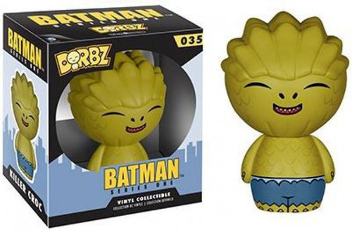 Funko Batman Dorbz Killer Croc Vinyl Figure #35 [Damaged Package]