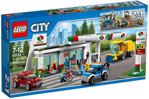 LEGO City Service Station Set #60132