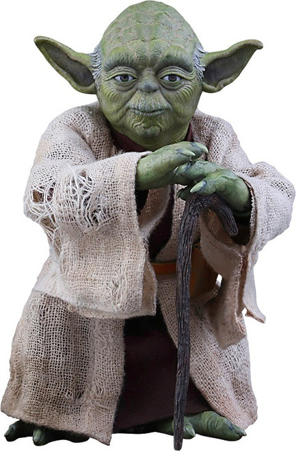 Star Wars The Empire Strikes Back Yoda Collectible Figure