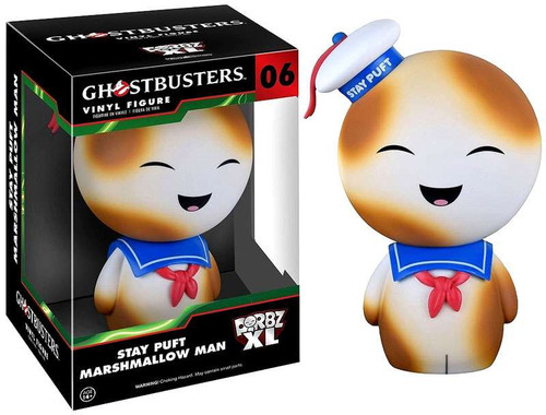 Funko Ghostbusters Dorbz XL Stay Puft Marshmallow Man Exclusive Vinyl Collectible #06 [Toasted]