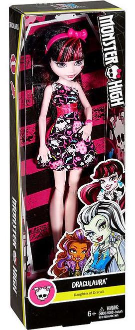 Monster High How Do You Boo? Draculaura 10.5-Inch Doll [Skull Dress]