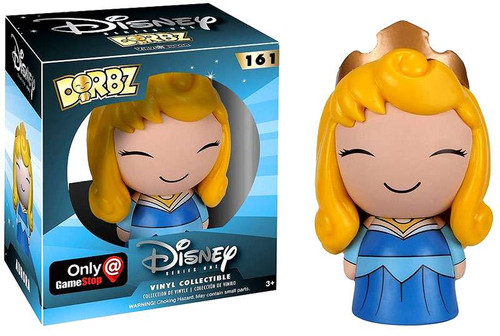 Funko Disney Sleeping Beauty Dorbz Aurora Exclusive Vinyl Figure #161