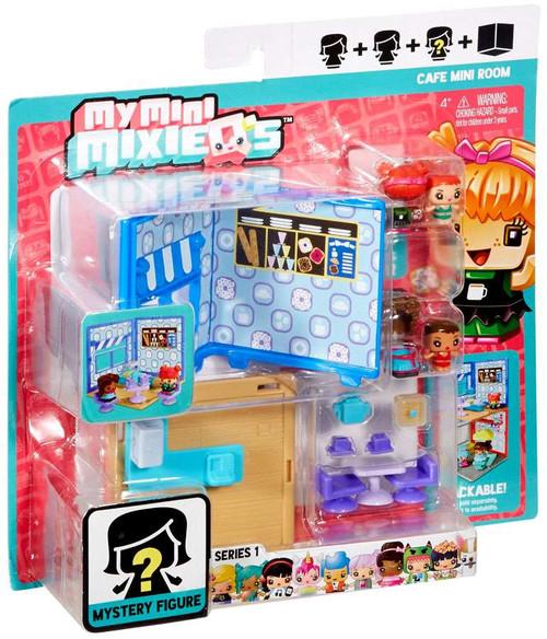 My Mini MixieQ's Series 1 Cafe Mini Room Playset