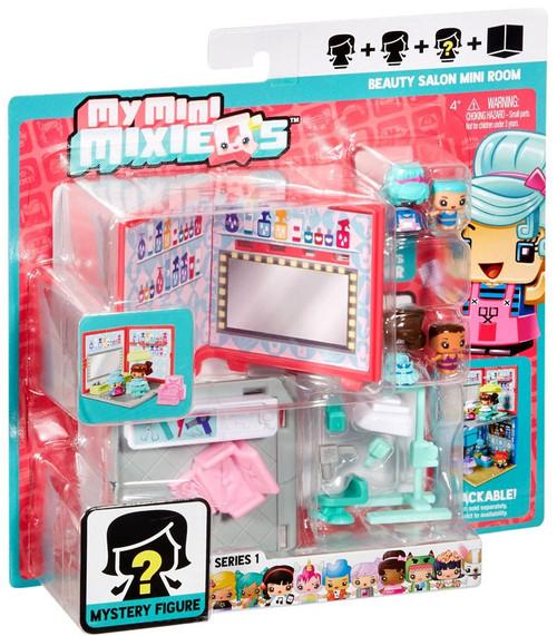 My Mini MixieQ's Series 1 Beauty Salon Mini Room Playset